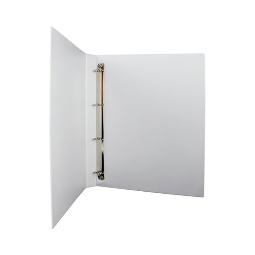 White 16mm 4O Presentation Binder (Pack of 10) WX01324