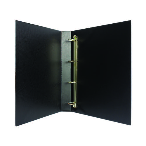 Black 25mm 4D Presentation Binder (Pack of 10) WX01328