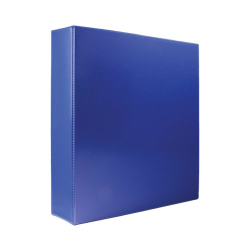 Blue 40mm 4D Presentation Ring Binder (Pack of 10) WX01331