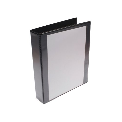Black 40mm 4D Presentation Ring Binder (Pack of 10) WX01332