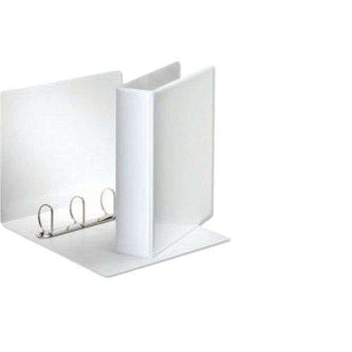 White 50mm 4D Presentation Binder (Pack of 10) WX01333