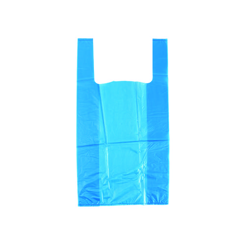 Recycled Vest Carrier Bag 280 x 410 x 510mm WX07473