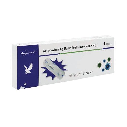 Healgen Rapid Covid Test Kit Single Test PPPE403