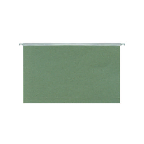 Green Foolscap Suspension Files (Pack of 50) WX21001