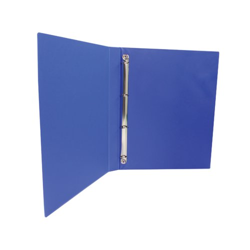 Blue 16mm 4O Presentation Ring Binder (Pack of 10) WX47604