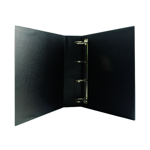 Black 50mm 4D Presentation Ring Binder (Pack of 10) WX47660