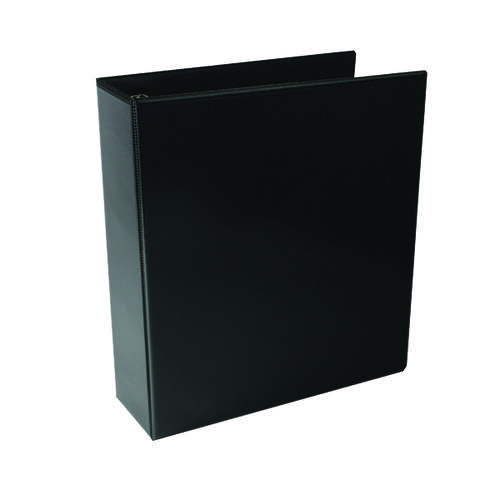 Black 65mm 4D Presentation Ring Binder (Pack of 10) WX70297