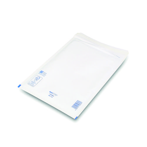 Bubble Lined Envelopes Size 7 230x340mm White (Pack of 100) XKF71451