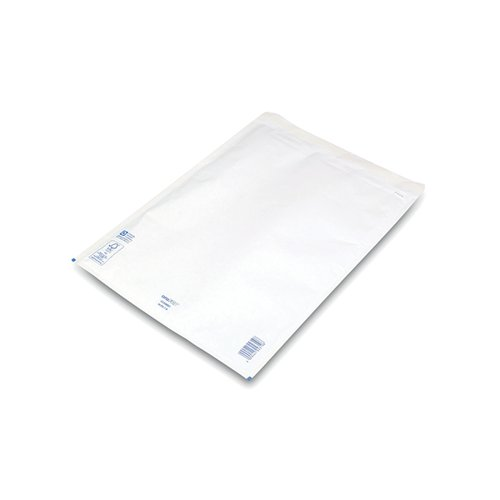 Bubble Lined Envelopes Size 10 350x470mm White (Pack of 50) XKF71453