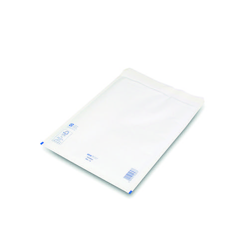 Bubble Lined Envelopes Size 8 270x360mm White (Pack of 100) XKF71454