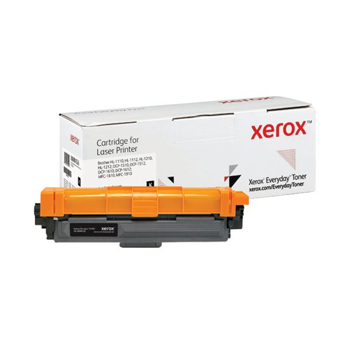 Xerox Everyday Replacement For TN-1050 Laser Toner Black 006R04526