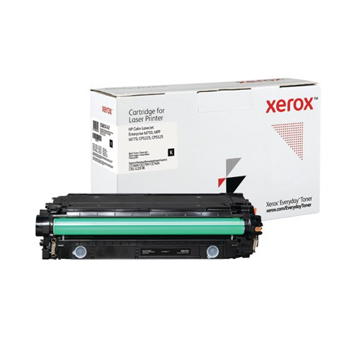 Xerox Everyday Replacement For CE340A/CE270A/CE740A Laser Toner Black 006R04147