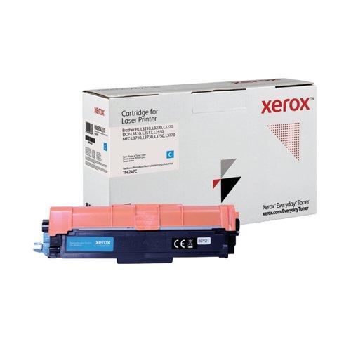 Xerox Everyday Replacement TN-247C Laser Toner Cyan 006R04231