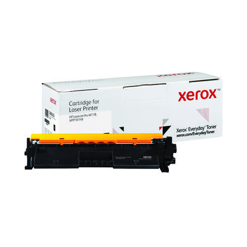 Xerox Everyday Replacement CF294A Laser Toner Black 006R04236