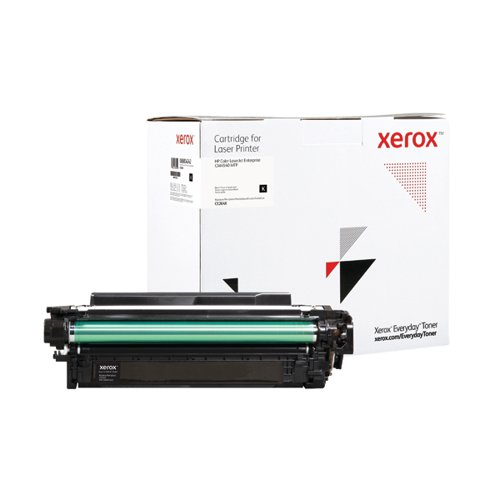 Xerox Everyday Replacement CE264X Laser Toner Black 006R04242