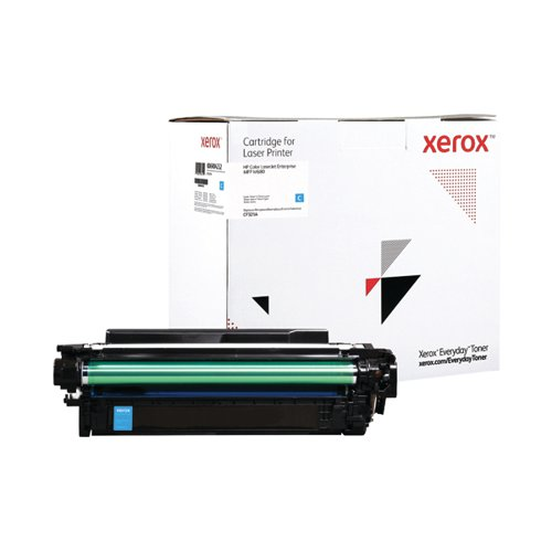Xerox Everyday Replacement CF321A Laser Toner Cyan 006R04252