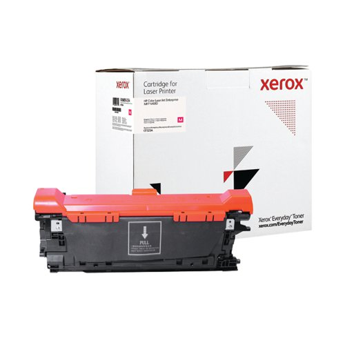Xerox Everyday Replacement CB323A Laser Toner Magenta 006R04254