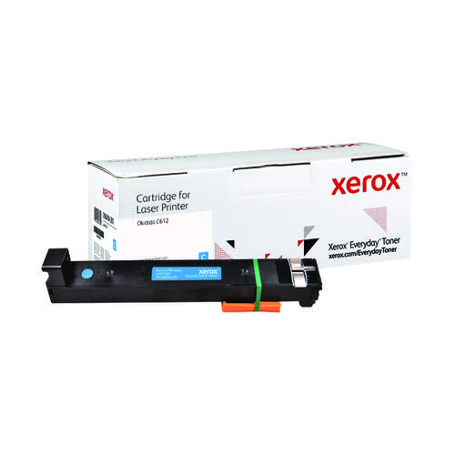Xerox Everyday Replacement 46507507 Laser Toner Cyan 006R04281