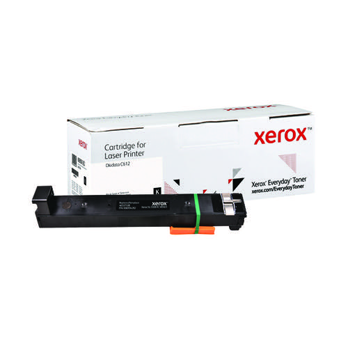 Xerox Everyday Replacement 46507508 Laser Toner Black 006R04282