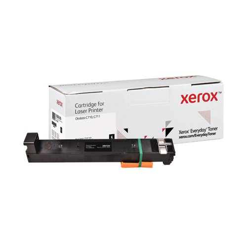 Xerox Everyday Replacement 44318608 Laser Toner Black 006R04286