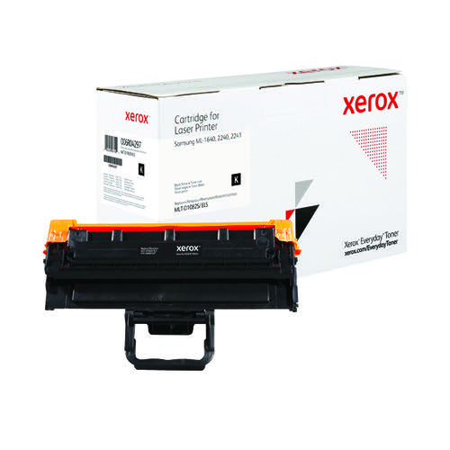 Xerox Everyday Replacement MLT-D1082S Laser Toner Black 006R04297