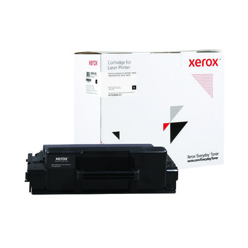 Xerox Everyday Replacement MLT-D203L Laser Toner Black 006R04299