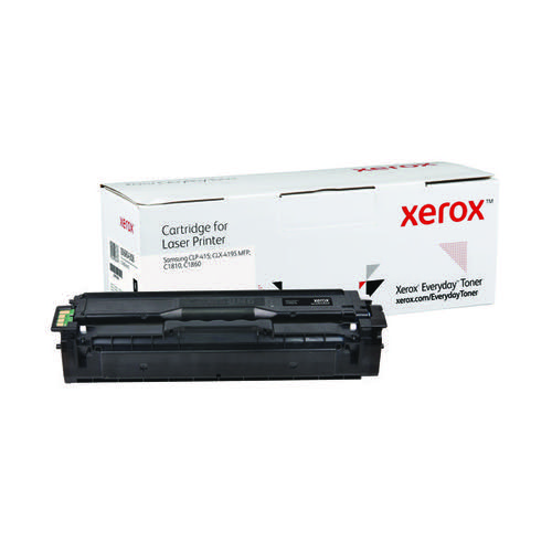 XR06766 Xerox Everyday Replacement Toner Black For Samsung Printers 006R04308