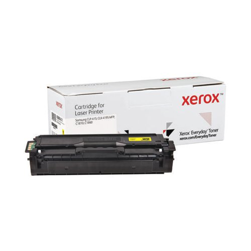 Xerox Everyday Replacement Toner Yellow For Samsung Printers 006R04311