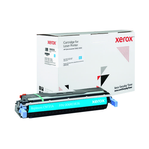 Xerox Everyday Replacement For C9731A Laser Toner Magenta 006R03835
