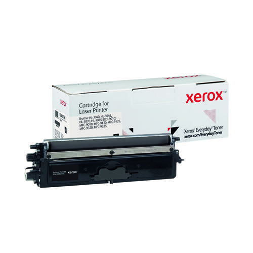 Xerox Everyday Replacement For TN230BK Laser Toner Black 006R03786