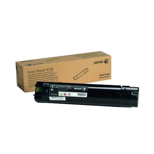 Xerox Black Toner Cartridge 106R01506