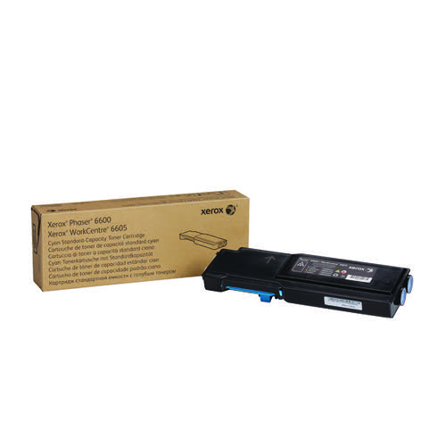 Xerox Phaser 6600 Cyan Toner Cartridge 106R02245