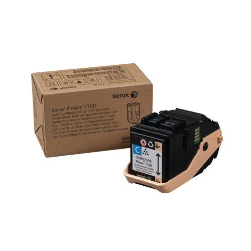 Xerox Phaser 7100 Cyan Toner Cartridge 106R02599