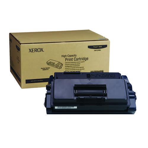 Xerox Phaser 3600 Black High Capacity Toner 106R01371