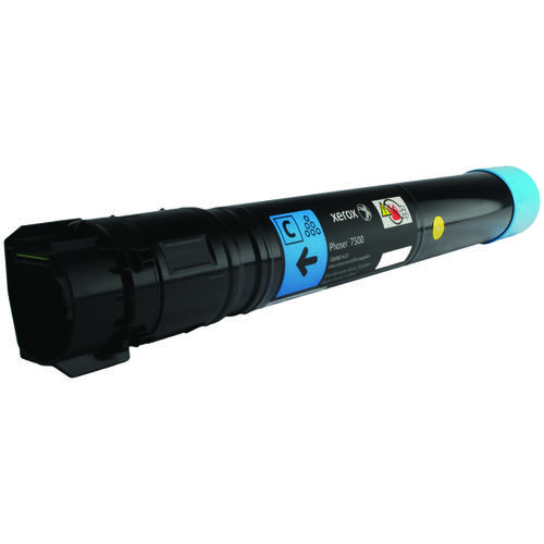 Xerox Phaser 7500 Cyan Toner Cartridge 106R01433