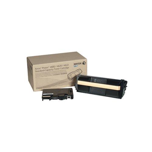 Xerox Phaser 4600/4620 Black Laser Toner Cartridge 106R01533