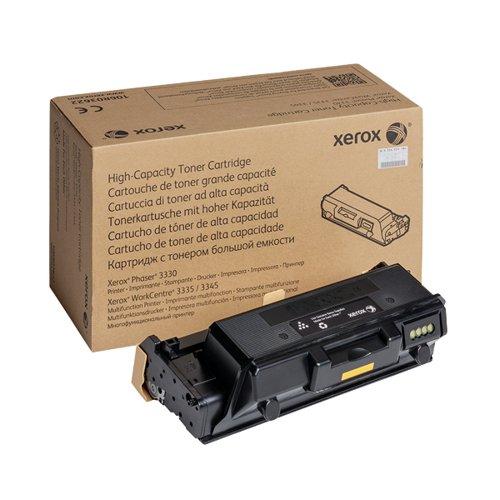 Xerox WorkCentre 3330 Black High Yield Toner Cartridge 106R03622