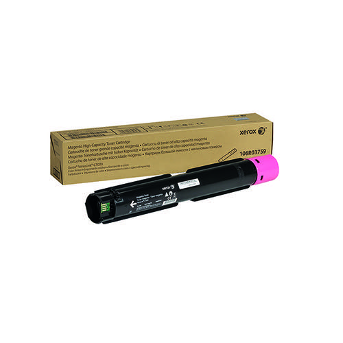 Xerox VersaLink C7000 Magenta High Yield Toner Cartridge 106R03759