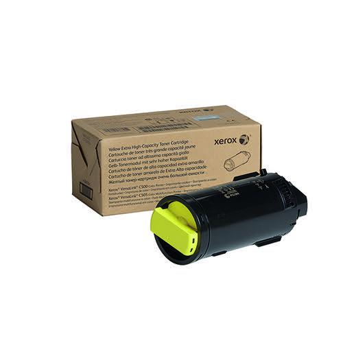 Xerox VersaLink C50X Yellow Extra High Yield Toner Cartridge 106R03875