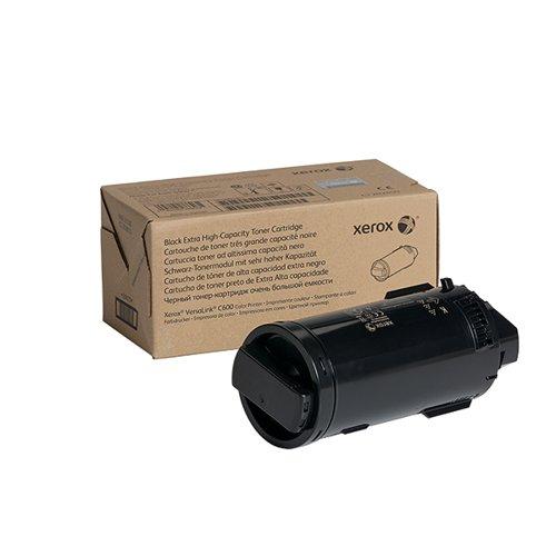 Xerox VersaLink C600 Black Extra High Yield Toner Cartridge 106R03923