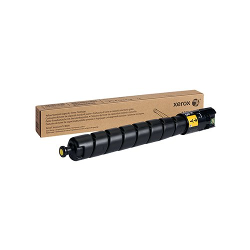 Xerox C8000 Yellow Toner 106R04040