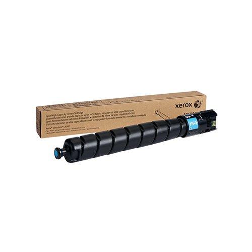 Xerox C8000 Hi Capacity Cyan Toner 106R04050