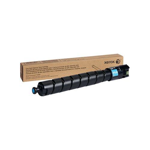 Xerox C9000 Hi Capacity Cyan Toner 106R04078