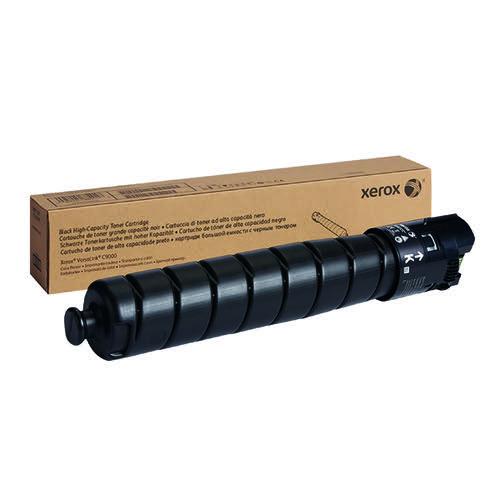Xerox C9000 Hi Capacity Black Toner 106R04081