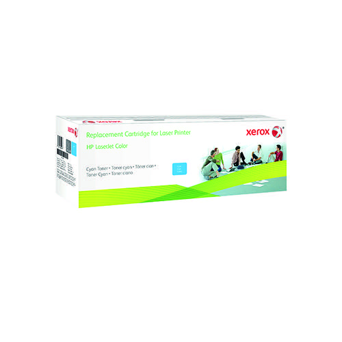 Xerox Replacement Toner For HP CF541A 006R03614
