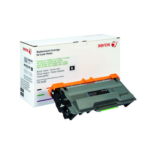 Xerox TN3430 Black Compatible Toner Cartridge 006R03617