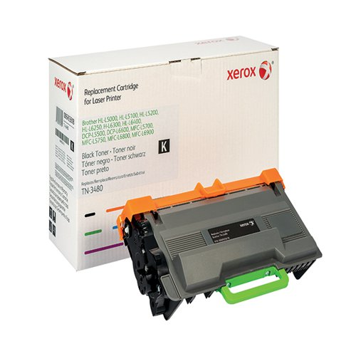 Xerox TN3480 Black Compatible Toner Cartridge 006R03618