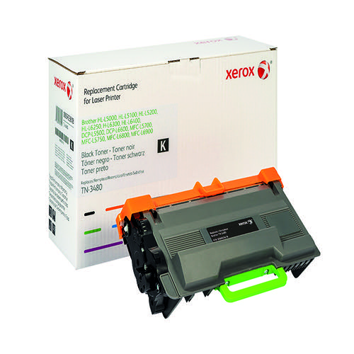 Xerox TN3480 Black Compatible Toner Cartridge 006R03618
