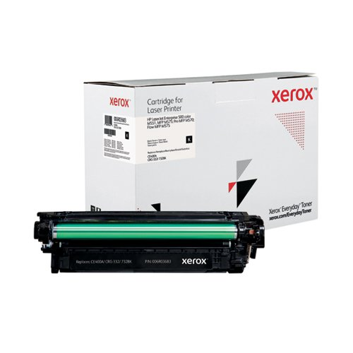 Xerox Everyday Replacement For CE400A Laser Toner Black 006R03683