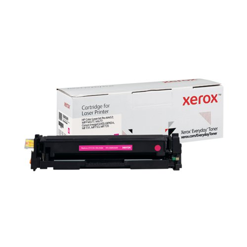Xerox Everyday Replacement For CF413A/CRG-046M Laser Toner Magenta 006R03699